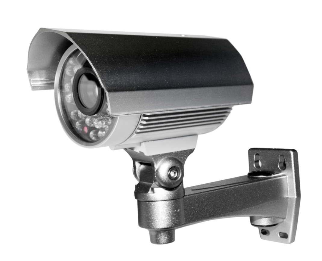 Sistema d'allarme wireless e telecamera
