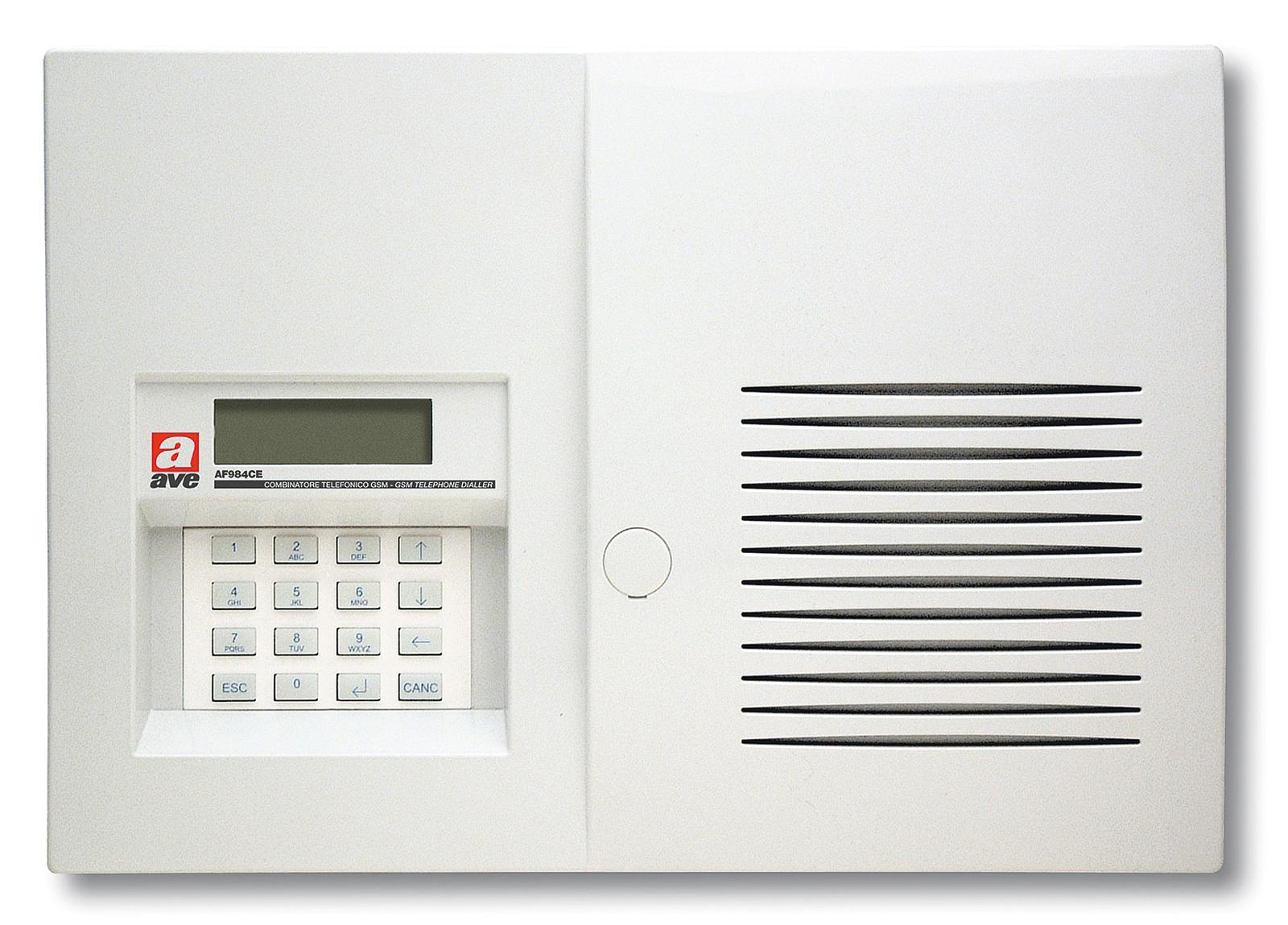 Anomalia sirena interna del sistema antifurto - Costo allarme casa ...