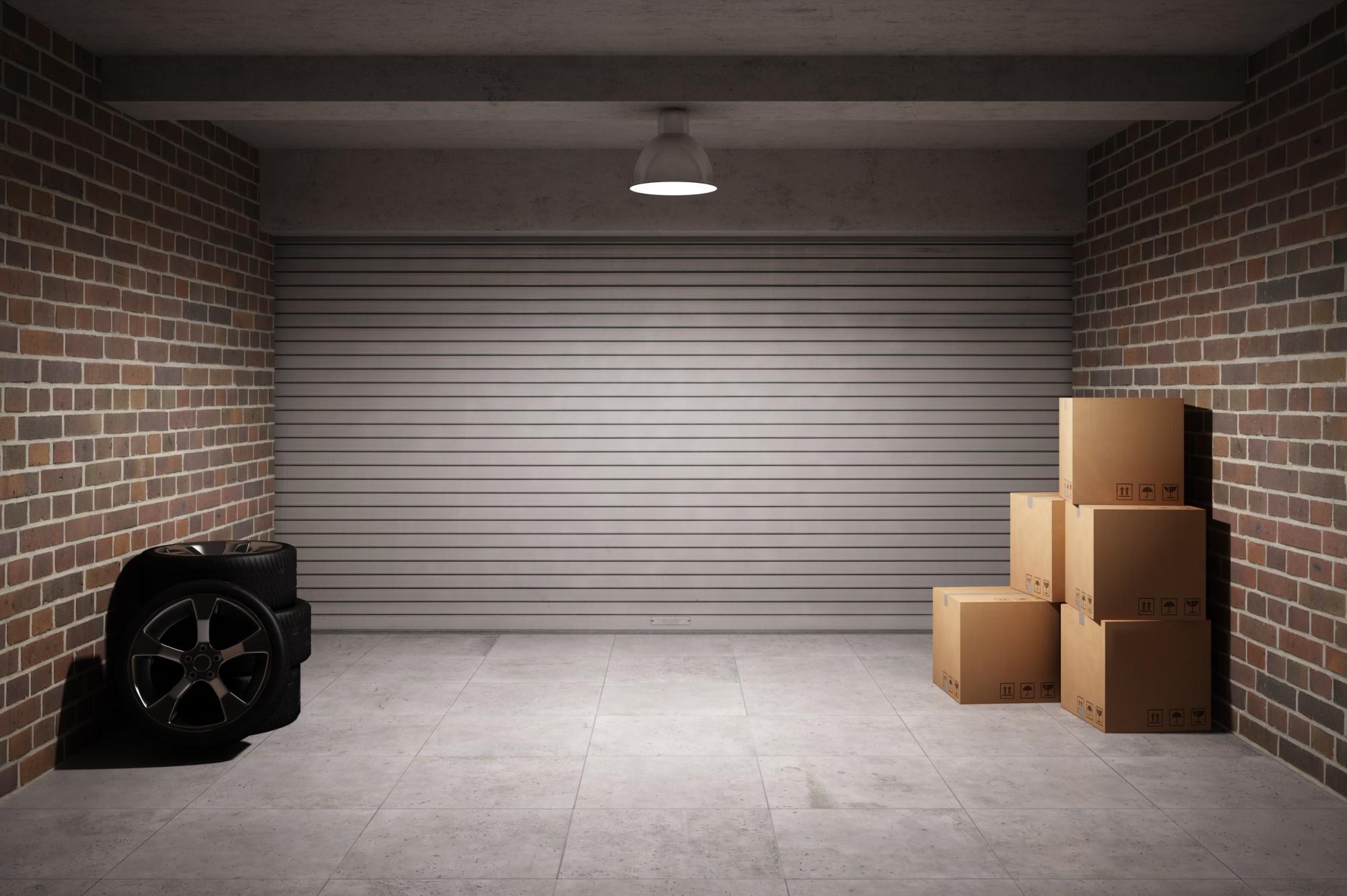 Proteggere un box auto con un sistema antifurto for Un aggiunta di un box auto