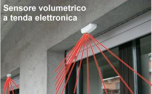 Sensori infrarosso a tenda - Consiglio allarme casa ...