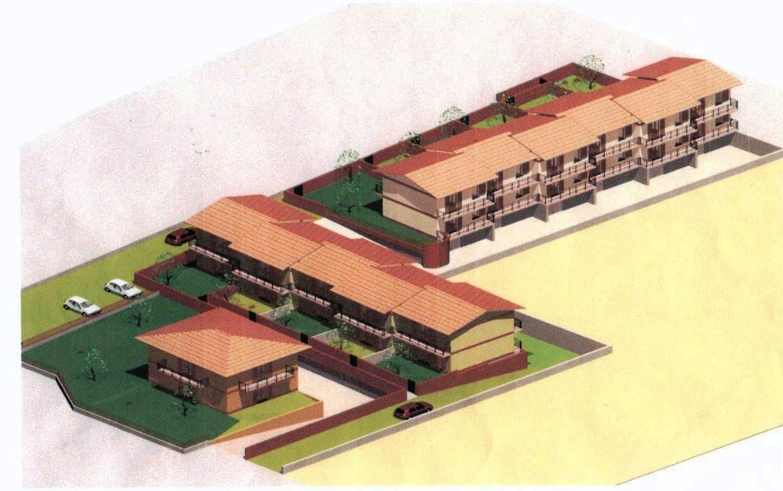 Impianto d allarme per villetta a schiera for Costo per costruire 5 case a schiera