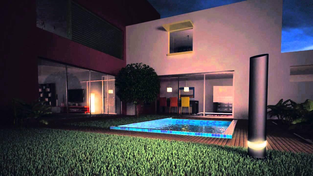 Proteggere una casa col solo perimetrale?