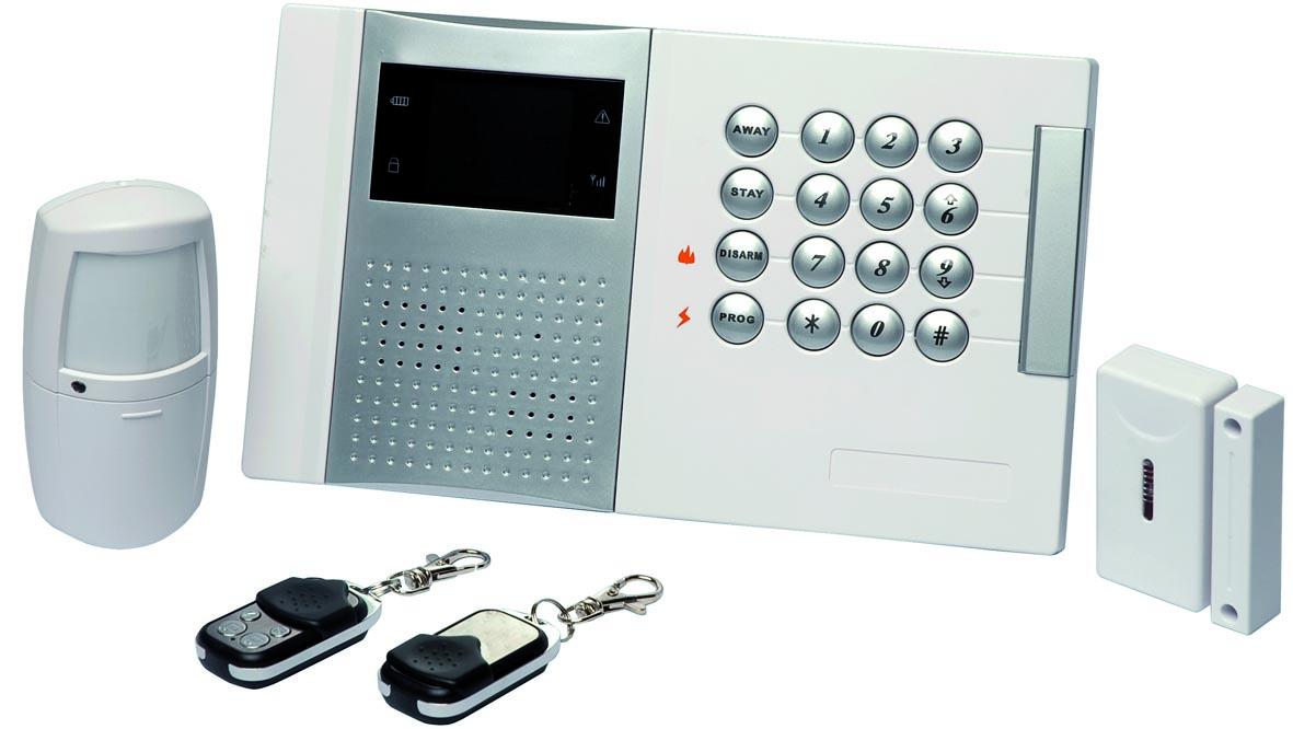 La qualit di un impianto antifurto quale il migliore - Sistema allarme casa migliore ...