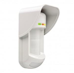 Sistema antifurto volumetrico esterno - Sensori allarme alle finestre ...
