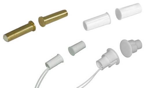 Protezione casa coi contatti magnetici - Contatti magnetici per finestre vasistas ...
